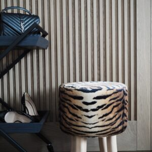 African Stool Puf